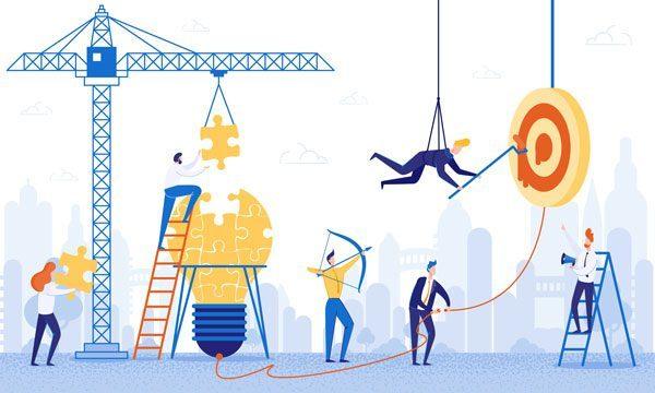 création d'entreprise toutes les étapes pour réussir
