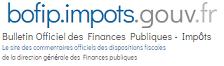 Bulletin Officiel des finances publiques